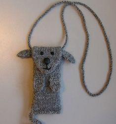 Kännykkäpussi Colette Patterns, Diy Bags Purses, Yarn Inspiration, Easy Knitting Patterns, Some Ideas, Projects For Kids, Handicraft, Needlework, Knit Crochet