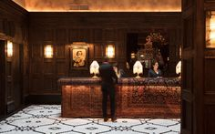 The Beekman, a Thompson Hotel | Travel + Leisure's annual It List of the world's most exciting hotel openings of the year.