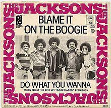 You And Me (Eu e Você): Traduzindo a Música: Blame It On The Boogie