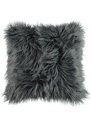 Mongolian Faux Fur Cushion (48cm x 48cm)