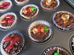 GRATE cookout dessert!  How cute are these???  Really were SUPER easy...my picture looks just like this one.  :)
