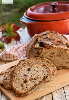 Autumnal Sourdough Bread for World Bread Day