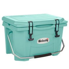20 Qt. RotoMolded Cooler Color: Seafoam Green