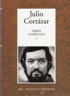 AVANZADO. Relatos y novelas del autor argentino Julio Cortázar.