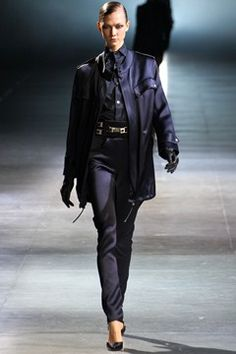 Anthony Vaccarello can do no wrong.  His AW12/13 collection is simply stunning!  I want every single piece!!!