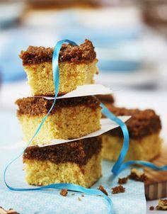 Drømmekage med kokostopping