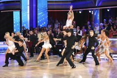 Fall 2013: Week 2 Image 12 | Dancing With The Stars Season 17 Group dance