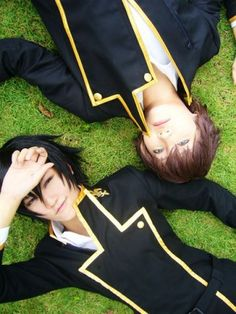 Code Geass cosplay