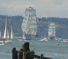 Tall Ships in Tacoma WA