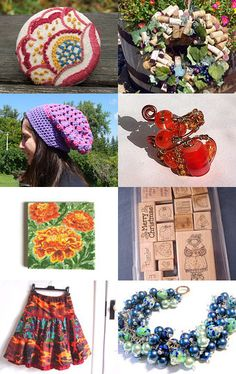 Sweet Wednesday Finds -- by balsampondsdesign.etsy.com