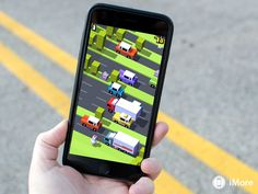 Crossy Road: Ten tips, hints, and cheats to getting further faster! -       Crossy Road may very well be one of the most addictive games to to ever hit the App Store. Even at iMore we can't seem to put it down. For those not already familiar, Crossy Road brings Frogger-style game play to your iPhone or iPad, but with a twist — you can collect free gifts in the form of coins and new characters. The whole point is to get as far as you can without drowning, getting hit b