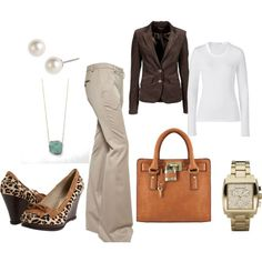 what to wear to work - Polyvore