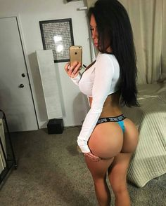 Thongs for big butts