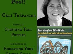 Guest Post from Celi Trépanier of Crushing Tall Poppies