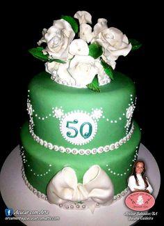 Bolo verde bodas casamento