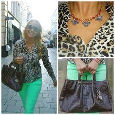 #Mint #leopard