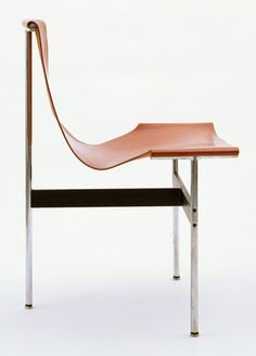 MoMA | The Collection | William Katavolos, Douglas Kelley, Ross Littell and Alton Kelley. T-chair. 1952