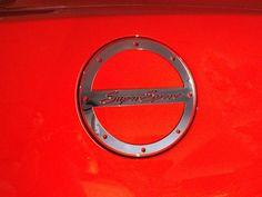 "2010-2014 Camaro Polished Gas Cap Cover ""Super Sport"" Lettering"