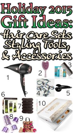 10 hair care product