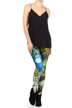 63f354cd53ca98 10 Best My poprageous legs images | Awesome leggings, Best leggings ...