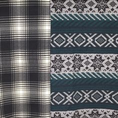 3X PENCIL SKIRTS Item 0104151 claim it with item number and left or right #plaid #black #white #grey #green #cozy #print