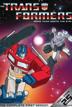 I loved the Transformers cartoon. I still love the Transformers :)