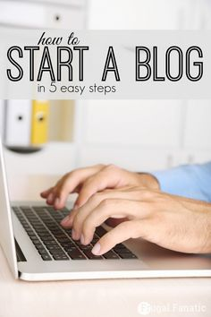 If making extra money online it something you are interested then find out how you can start your own blog. Follow these 5 simple steps to start your blog and begin to make money online.