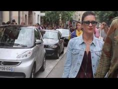 Cool all summer long. Parisian chic in easy breezy dresses. - YouTube