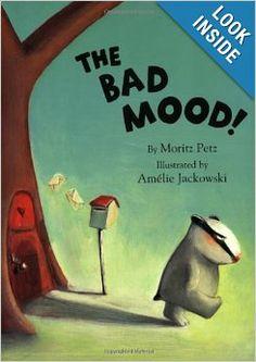 Book to use with Grump Grumpaniny! Bad Mood: Moritz Petz,