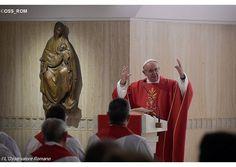 Homilía del Papa: La piedra angular de la Iglesia es Jesús - Radio Vaticano