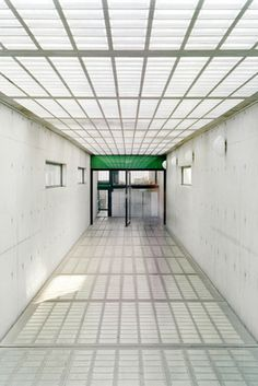 Academy of Art and Architecture -  Maastricht  1993 Wiel Arets Architects