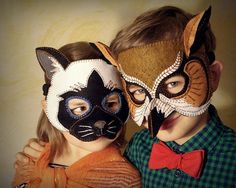 The Mask of Owl is Kid's Friendly Accessory |The Odd Blogg