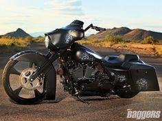 Bitchin' Bagger - 2007 Harley Davidson FLHX