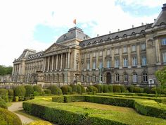 Sunset Avenue, Reading and Lifestyle: Weekend Bruxellois : le palais royal !