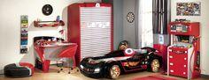 Çilek > Bifire Car Bed