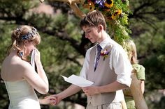writing own vows? Guidelines on how to write the perfect vows for each other.