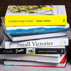 From Ina Garten's ode to her husband, Jeffrey, to new baking bibles, these are the 36 most exciting cookbooks coming out in fall 2016.
