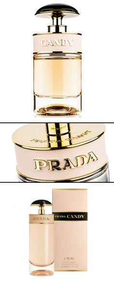 Such sweet looking packaging for Prada Candy L'Eau