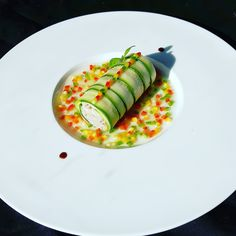 Cannelloni of Crab