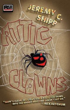 Attic Clowns: Complete Collection (Trade Paperback edition)