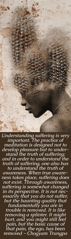Chögyam Trungpa Buddhist Zen quotes by lotusseed.com.au