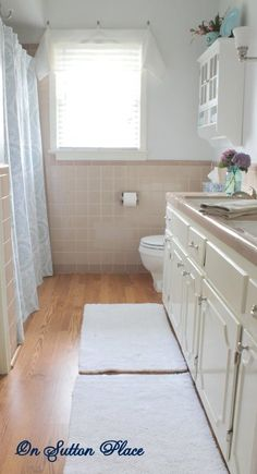 How To Update a Bathroom from On Sutton Place