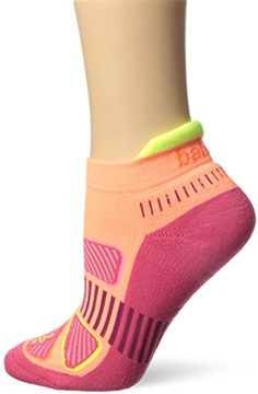 Balega Womens Enduro No Show Socks Sherbet Medium -- Continue to the product at the image link.Note:It is affiliate link to Amazon.