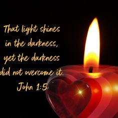 John That light shines in the darkness, yet the darkness did not overcome it. Psalms Verses, Biblical Verses, Bible Verses Quotes, Bible Scriptures, Bible Verse Search, John 1 5, Understanding Quotes, Gods Timing, True Words