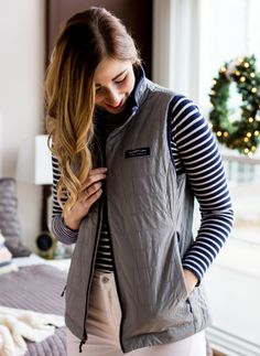 Lauren James Black Friday Mystery Box | Best Black Friday Deals for Fashion | Lauren James Ellison Vest | Quilted Vest for Winter