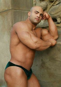 Awesome bodybuilder Lou Joseph from Canada