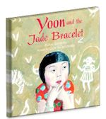 "Lesson plan for Yoon and the Jade Bracelet  by Helen Recorvits. Yoon is celebrating her birthday and wishes for a skipping rope. Instead, however, she receives a jade bracelet that once belonged to her grandmother. The next day at school, a girl offers to teach Yoon how to jump rope but in return she wants to borrow Yoon's jade bracelet. When Yoon tries to get her bracelet back, the girl swears it belongs to her. Yoon learns to ""Seek help"" when she cannot get the girl to return her bracelet."
