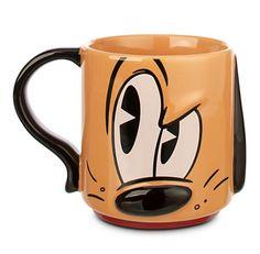 Pluto Mug from Disneyland or disneystore.com http://www.disneystore.com/mn/1000995/