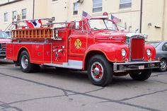 1959 Mack Fire Truck