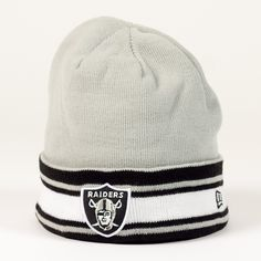 28103b7970c8 Bonnet New Era Team Block NFL Oakland Raiders. Casquette